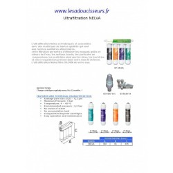 Ultrafiltration NELVA