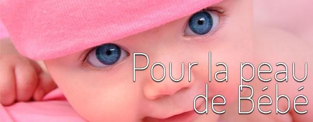 Utilisez nos adoucisseurs pour la peau douce de bébé